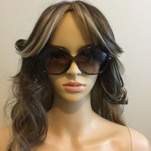 Tom Ford Brown Ingrid Sunglasses